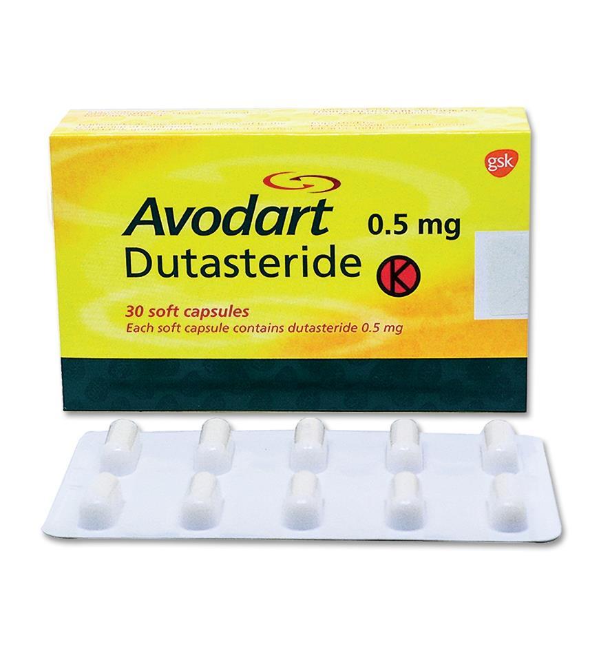 Avodart Full Prescribing Information Dosage Side Effects Mims Indonesia