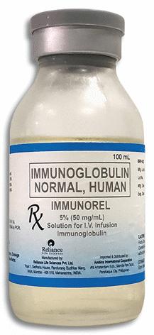 Immunorel Dosage & Drug Information | MIMS Philippines
