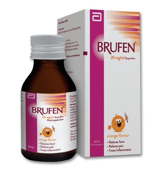 Brufen Full Prescribing Information Dosage Side Effects Mims Singapore