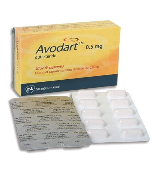 Avodart Dosage Drug Information Mims Thailand
